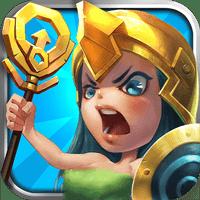 Gods Rush 1.1.46 دانلود بازی استراتژی هجوم خدایان اندروید + مود