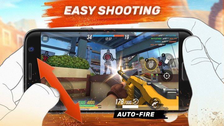 Guns of Boom 5.2.3 دانلود بازی اکشن اسلحه توسعه اندروید + مود