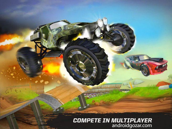 GX Motors 1.0.62 دانلود بازی هیجان انگیز ماشین سواری اندروید + مود
