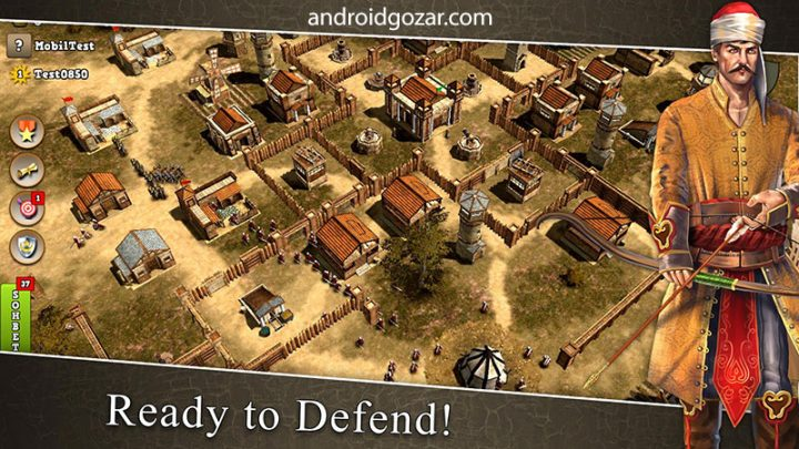 Ottoman Wars 3.3.0 دانلود بازی جنگ امپراطوری عثمانی اندروید
