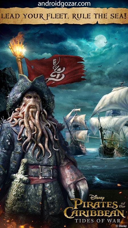 Pirates of the Caribbean: ToW 1.0.71 دانلود بازی دزدان دریایی کارائیب اندروید + دیتا