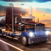 Truck Simulator USA 2.2.0 دانلود بازی شبیه سازی کامیون اندروید + مود + دیتا