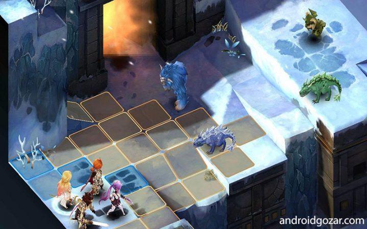 War of Crown 1.0.69 دانلود بازی جنگ تاج و تخت پادشاهی اندروید