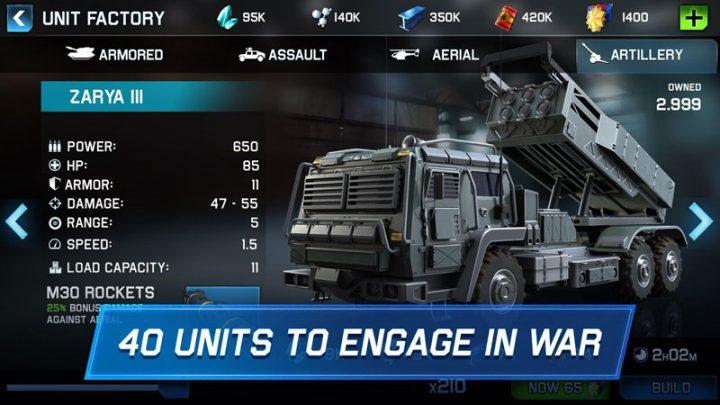 دانلود War Planet Online 3.1.0 بازی سیاره جنگ اندروید