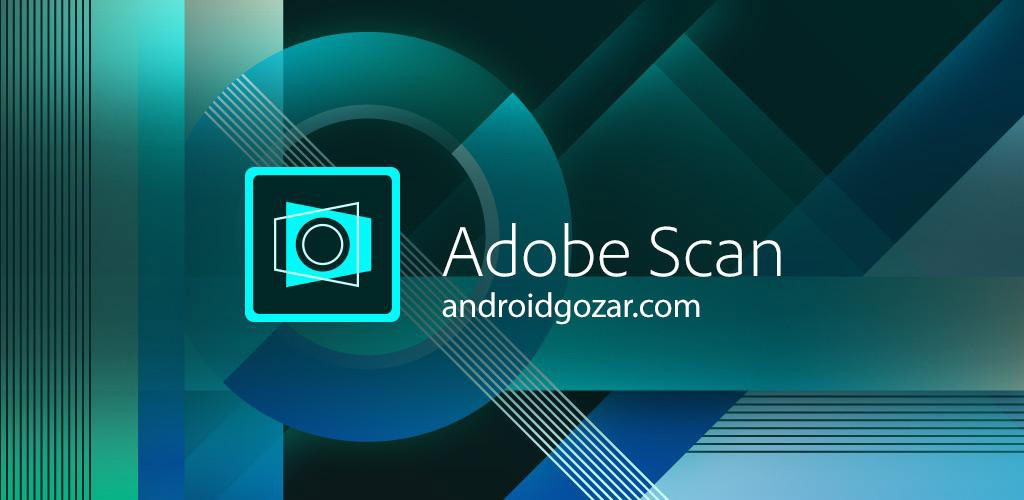 Adobe Scan 18.10.03 دانلود نرم افزار ادوبی اسکن اندروید