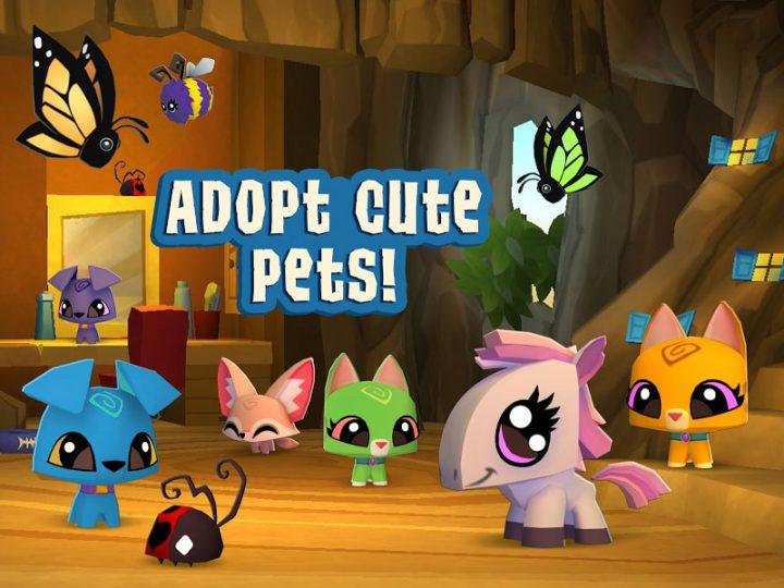 دانلود Animal Jam 57.0.10 بازی سرگرم کننده جمع حیوانات اندروید