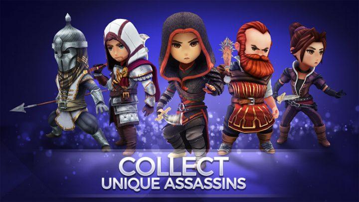 Assassin's Creed: Rebellion 1.7.2 دانلود بازی اساسین کرید شورش اندروید + مود + دیتا