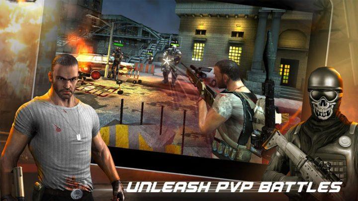 Combat Elite: Border Wars 1.0.124 دانلود بازی اکشن جنگ های مرزی اندروید + دیتا