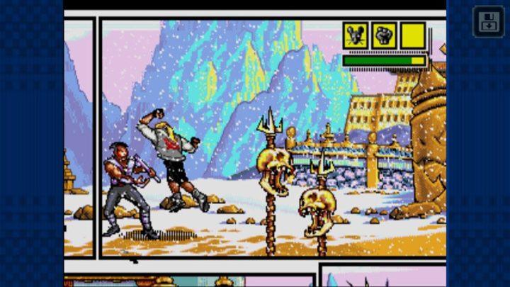 دانلود Comix Zone Classic 4.1.0 بازی اکشن کامیکس زون اندروید + مود