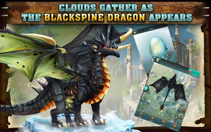 دانلود Dragons of Atlantis 11.1.1 – بازی اژدهایان آتلانتیس اندروید