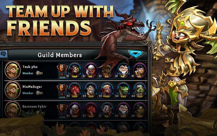 DragonSoul 2.21.8 دانلود بازی نقش آفرینی روح اژدها اندروید