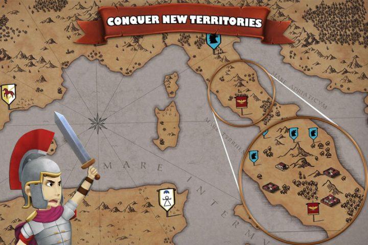 دانلود Grow Empire: Rome 1.4.30 بازی امپراطوری روم اندروید + مود