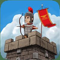 Grow Empire: Rome 1.3.23 دانلود بازی رشد امپراطوری رم اندروید + مود