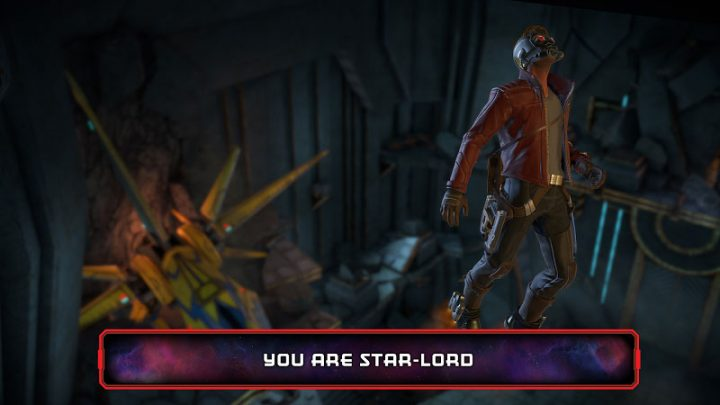 Guardians of the Galaxy TTG  Full 1.08 دانلود بازی نگهبانان کهکشان اندروید + مود + دیتا