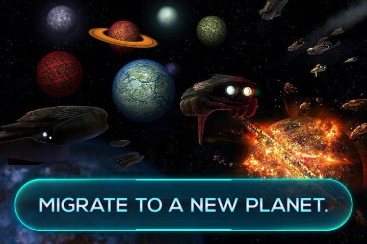 InterPlanet 2.8.0 دانلود بازی استراتژیک فضایی اندروید