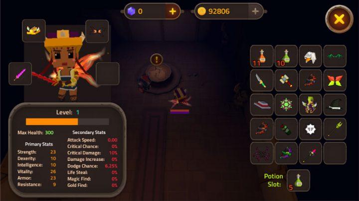 دانلود King of Raids 2.0.72 بازی اکشن پادشاه حملات اندروید + مود