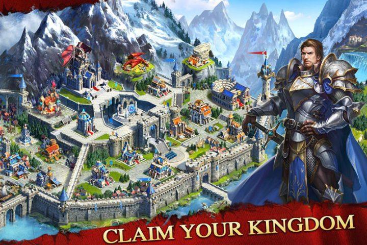دانلود Kingdoms Mobile 1.1.169 – بازی پادشاهان موبایل اندروید