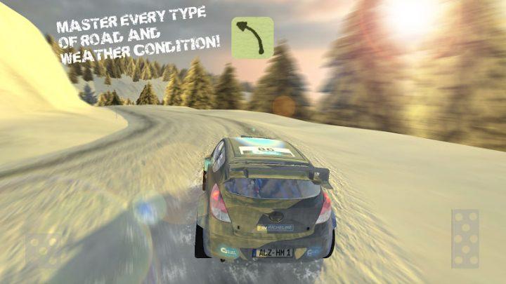 M.U.D. Rally Racing 1.6.0 دانلود بازی مسابقه رالی اندروید + مود
