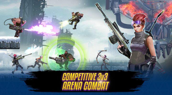 Mayhem – PvP Arena Shooter 1.26.0 دانلود بازی اکشن ضرب و شتم اندروید