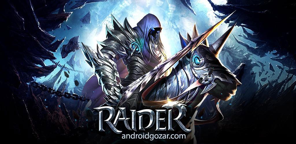 Raider-Legend 1.0.0.6 دانلود بازی نقش آفرینی افسانه مهاجم اندروید