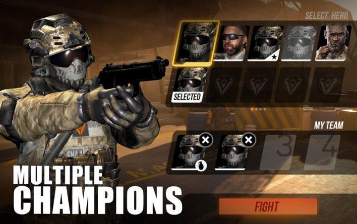 Revolution: Modern Warfare 1.6.2 دانلود بازی انقلاب جنگ مدرن اندروید