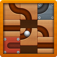 دانلود Roll the Ball – slide puzzle 1.8.6 – بازی فکری اعتیادآور چرخش توپ اندروید + مود
