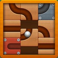Roll the Ball – slide puzzle 1.7.64 دانلود بازی فکری اعتیادآور چرخش توپ + مود