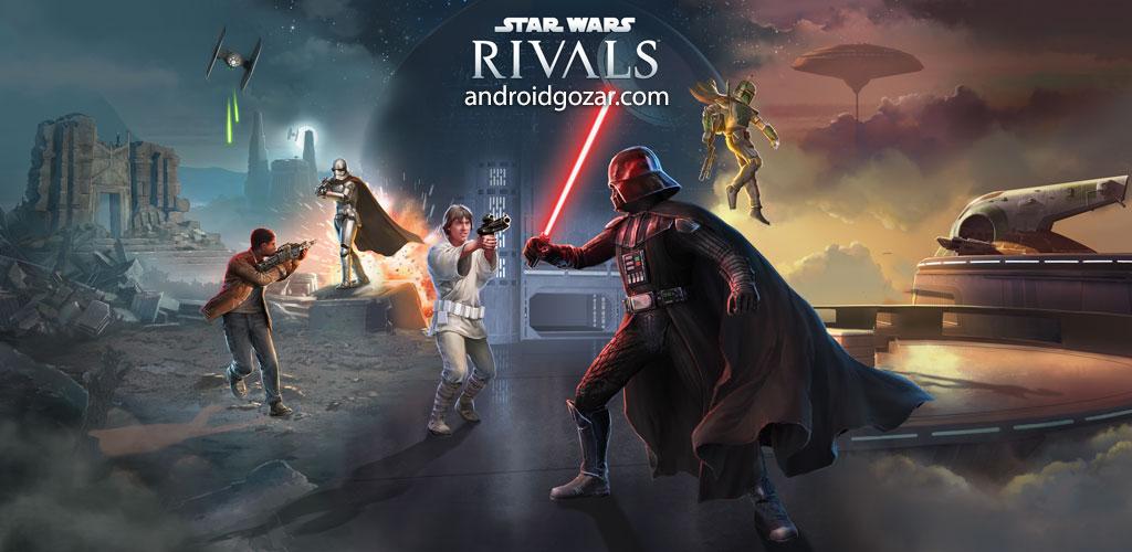 دانلود Star Wars: Rivals 6.0.2 بازی اکشن جنگ ستارگان رقبا اندروید + مود