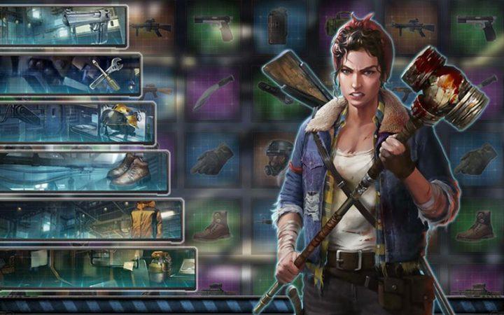 Z-Empire Fallout 1.3.0.87 دانلود بازی امپراتوری زامبی فالوت اندروید