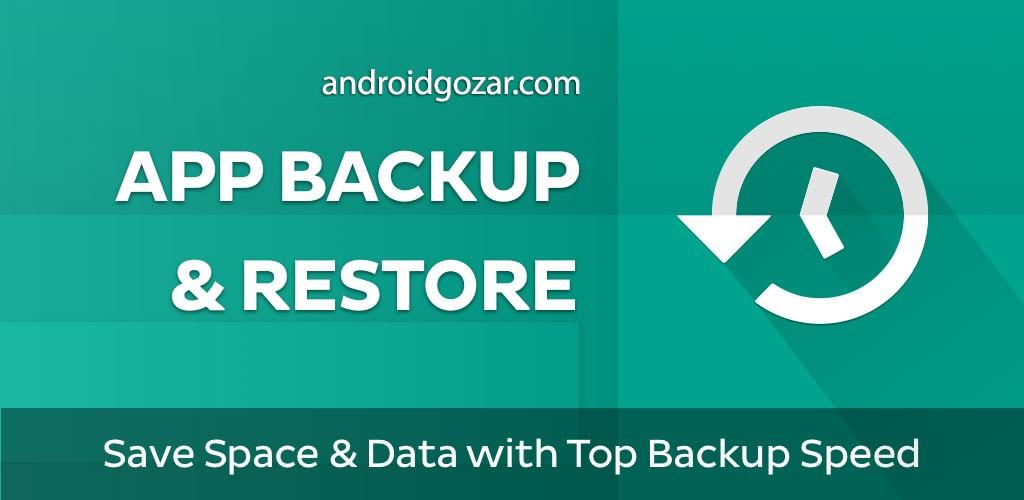 دانلود App Backup & Restore Pro 3.1.7 بکاپ گیری و بازیابی برنامه اندروید