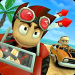 دانلود Beach Buggy Racing 1.2.25 – بازی مسابقه ماشین های کوچک اندروید + مود
