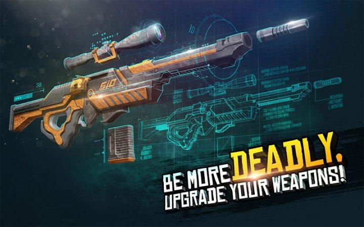 Best Sniper: Shooting Hunter 3D 1.11 دانلود بازی شکارچی دایناسور اندروید + مود