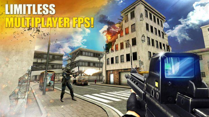 Counter Assault – Online FPS 1.0 دانلود بازی اکشن ضد حمله اندروید + مود