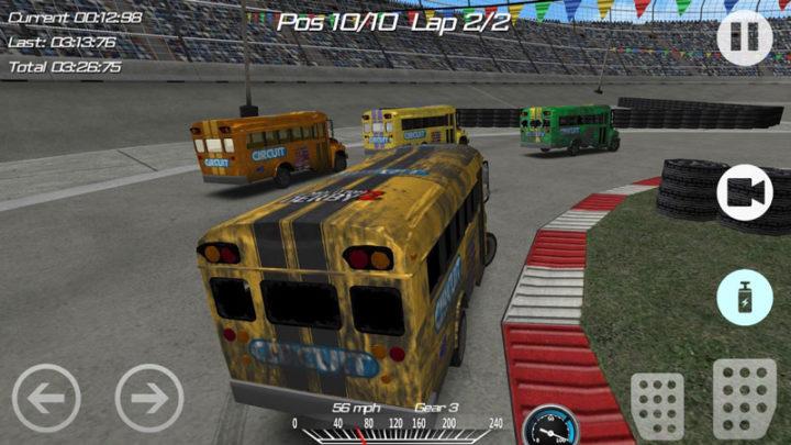 Demolition Derby 2 1.3.58 دانلود بازی رانندگی دربی تخریب 2 اندروید + مود