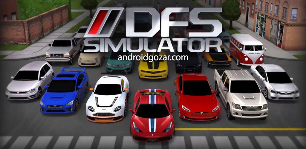 Drive for Speed: Simulator 1.0.4 دانلود بازی رانندگی سرعت اندروید + مود
