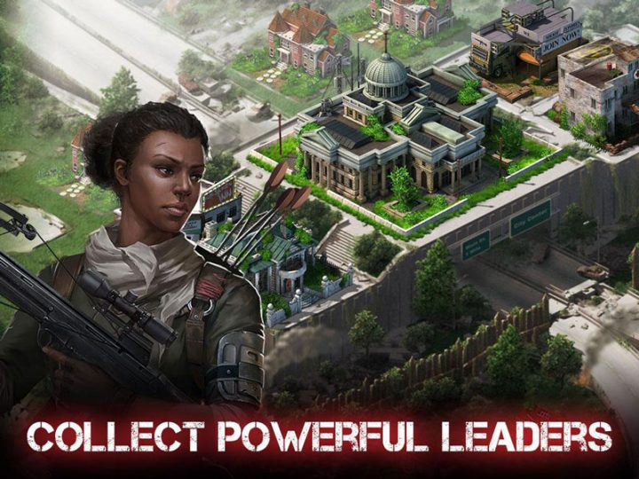 Empire Z: Endless War 2.3.1 دانلود بازی استراتژی امپراطوری زامبی اندروید + مود