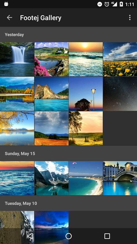 Footej Camera Premium 2.3.10 دانلود نرم افزار دوربین قدرتمند اندروید