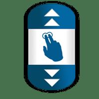 Kinetic Scroll Pro 2.0.19 دانلود نرم افزار اسکرول خودکار صفحه در اندروید