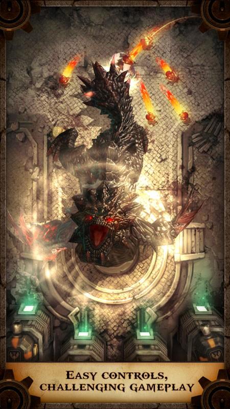 Knights Fall 1.7.100 دانلود بازی اکشن سقوط شوالیه ها اندروید + دیتا