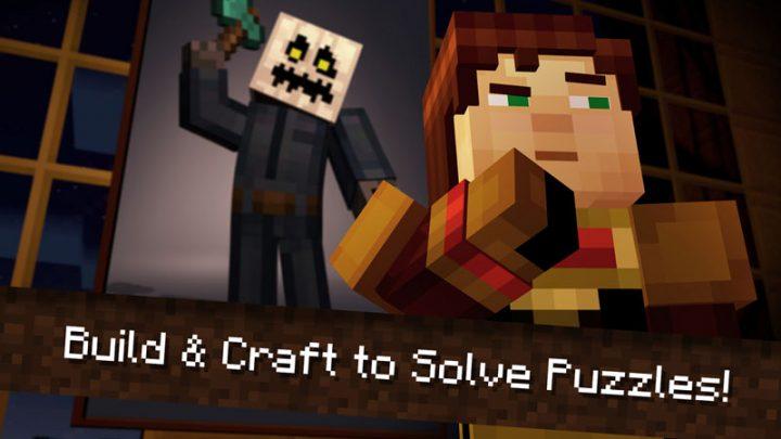 Minecraft: Story Mode 1.37 Full دانلود بازی ماینکرافت: حالت داستان اندروید + دیتا