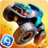 دانلود Monster Trucks Racing 3.4.118 بازی مسابقه ماشین های هیولا اندروید + مود