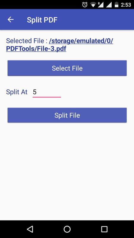 PDF Utility 1.3.8 دانلود برنامه ابزارهای ویرایش PDF اندروید