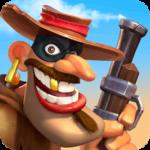 دانلود Run & Gun: BANDITOS 1.3.2 بازی جنگ راهزنان اندروید + مود
