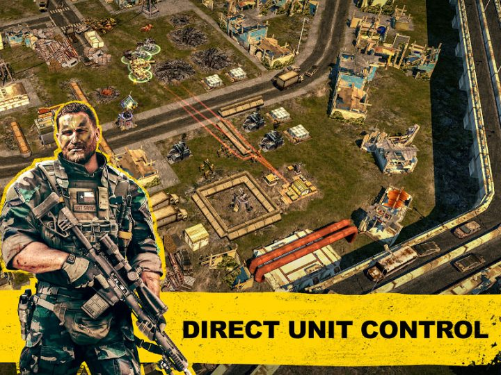 War Commander: Rogue Assault 2.41.2 دانلود بازی فرمانده جنگ: حمله سرکش اندروید