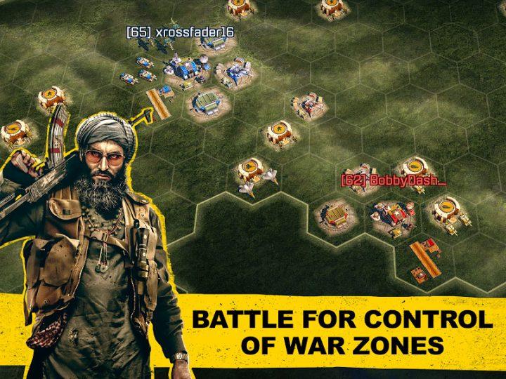 War Commander: Rogue Assault 3.10.3 دانلود بازی فرمانده جنگ: حمله سرکش اندروید
