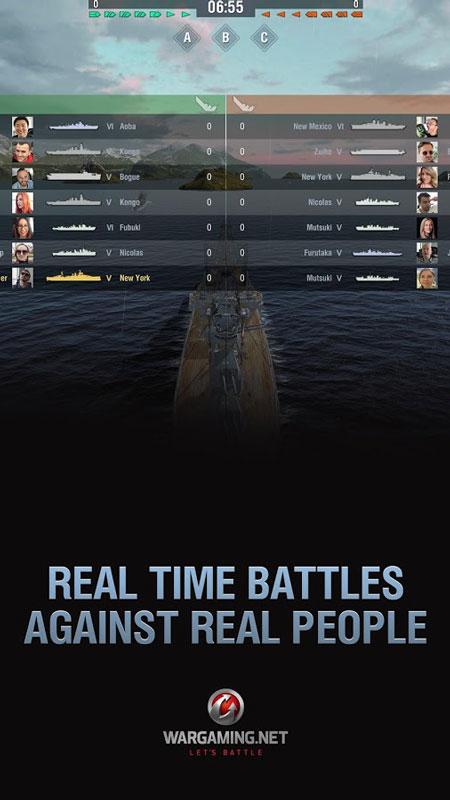 دانلود World of Warships Blitz 4.2.2 – بازی نبرد کشتی های جنگی اندروید