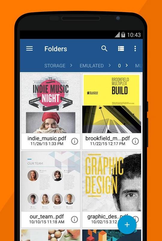 Xodo PDF Reader & Editor 4.6.4 دانلود پی دی اف خوان اندروید