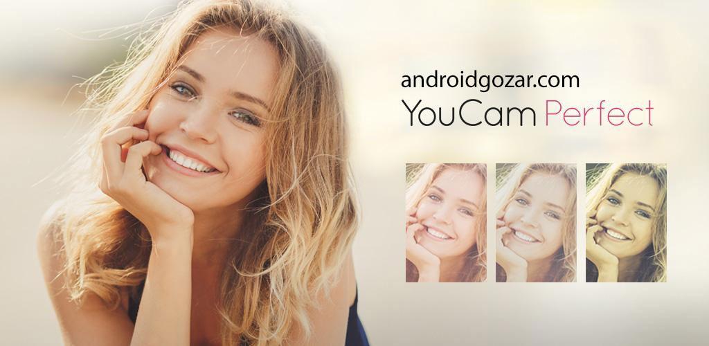 دانلود YouCam Perfect Pro 5.46.1 برنامه ویرایش عکس حرفه ای اندروید