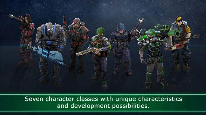 Alien Shooter TD 1.6.4 دانلود بازی تیرانداز بیگانه اندروید + مود + دیتا