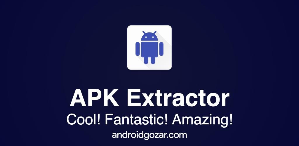 دانلود APK Extractor – Creator Premium 1.3.0 – برنامه استخراج فایل نصبی اندروید